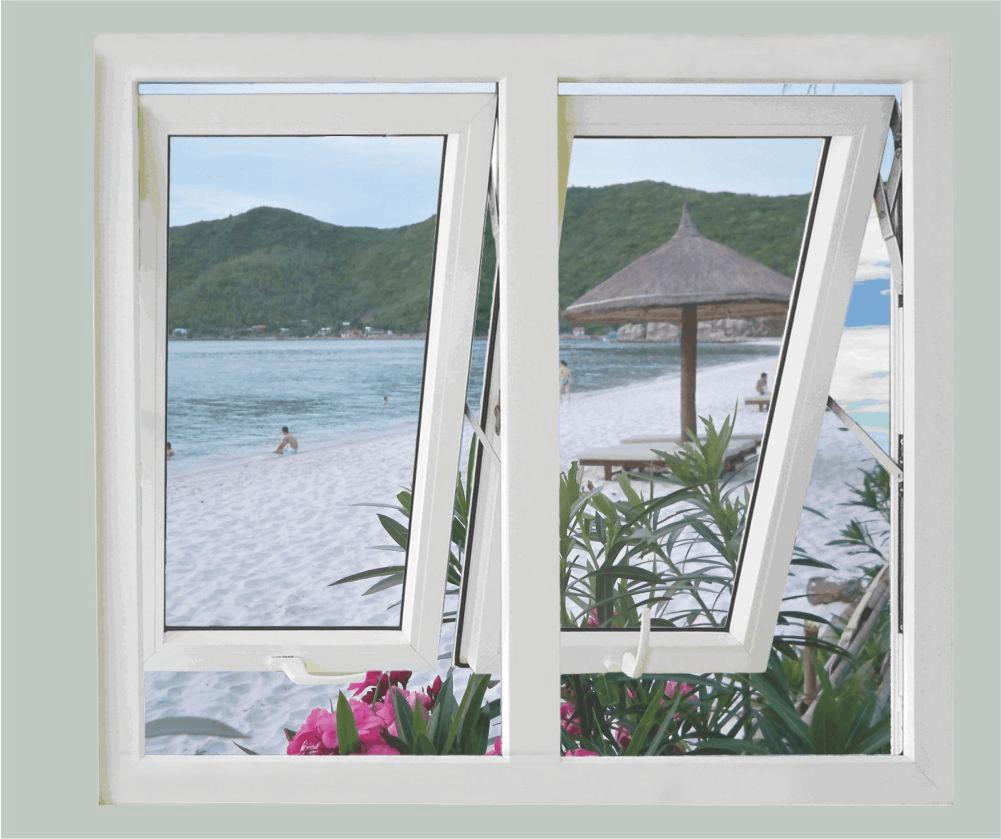 cửa sổ kính cường lực