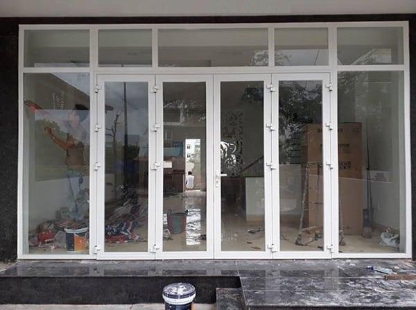 Cửa nhôm kính quận Hoàng Mai