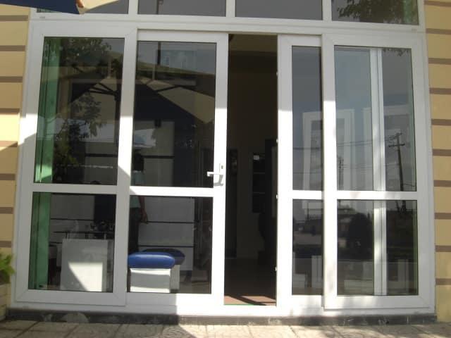 Thi công cửa nhôm kính quận Hoàng Mai