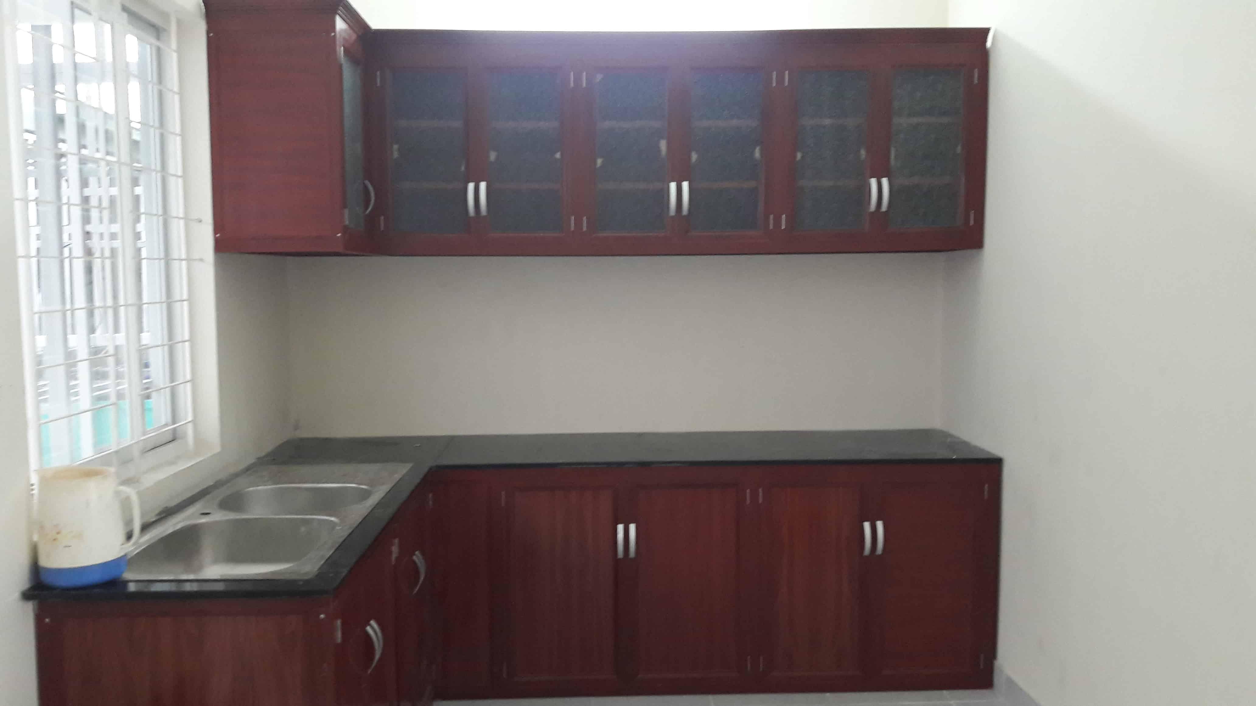 các mẫu tủ bếp