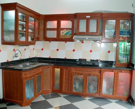 tủ bếp treo tường giá rẻ